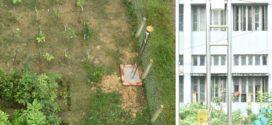 সিকৃবিতে স্বয়ংক্রিয় কৃষি-আবহাওয়া স্টেশন স্থাপন