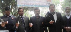 বাংলাদেশ লাইভস্টক সোসাইটির প্রাণী প্রতিষেধক প্রদান ও নতুন বছর উদযাপন