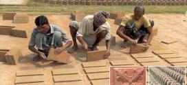কলারোয়ায় উৎপাদিত মাটির টালী: সম্ভাবনার নতুন দিগন্ত