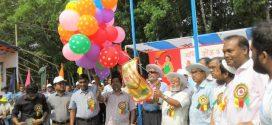 পবিপ্রবি'তে বার্ষিক ক্রীড়া ও সাংস্কৃতিক প্রতিযোগীতা শুরু