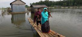 জলবায়ু পরিবর্তনজনিত কারণে উপকূলীয় অঞ্চলের মানুষ প্রতিনিয়ত শহরমুখী হচ্ছে