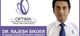 Dr. Rajesh Sikder Joined Optima Life Sciences Pvt. Ltd.