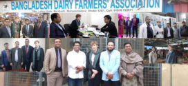 NUWEN's Representatives Visited Feed Mills & Dairy Farms in Bangladesh