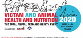 VICTAM and Animal Health and Nutrition Asia 2020