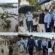 উপকূলীয় অঞ্চলের ভাঙ্গন কবলিত বেড়িবাঁধ পরিদর্শনে পানিসম্পদ প্রতিমন্ত্রী