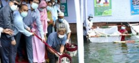 ঢাকা শহরের ১০টি পুকুর-খাল-জলাশয় নিয়ে শীঘ্রই নতুন প্রকল্প