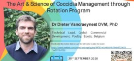 "Zoetics Invites you to ""The Art & Science of Coccidia Management through Rotation Program"""