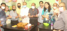 ঢাকা সাংবাদিক ফোরামের অফিস উদ্বোধন