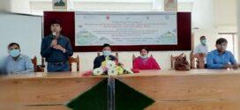 গোদাগাড়ীতে কৃষক-কৃষাণীদের পুষ্টি উন্নয়ন বিষয়ক প্রশিক্ষণ অনুষ্ঠিত